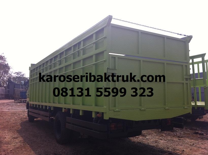 Hino FG235JP Karoseri Bak Truck AKAP
